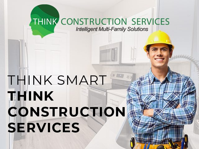 Think Smart, Think Construction Services Post
