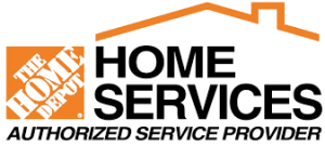 The Home Depot Home Services Authorized Service Provider