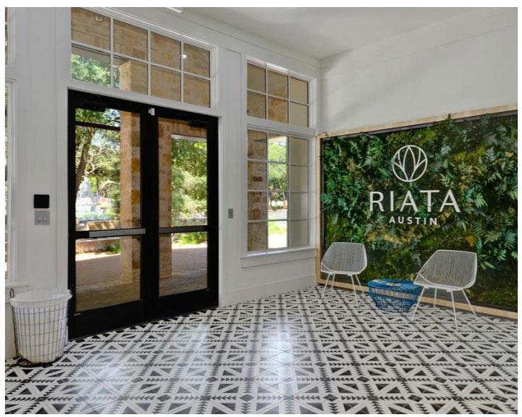 Massive Riata Apartment Think Construction Services Building Front