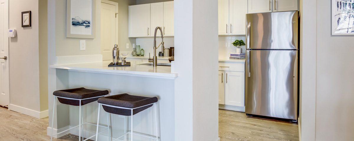Riata Apartments Kitchen Interior Renovations