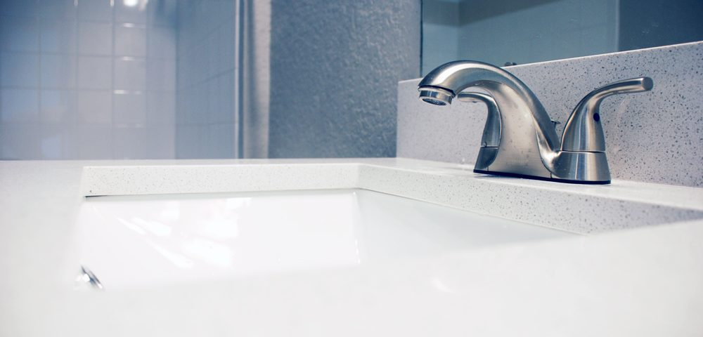 Verandahs of Brighton Bay Apartment Renovations - Bathroom Sink