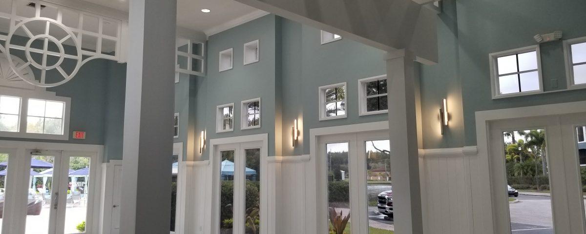 Arbors at Carrollwood Apartments - Lobby Design