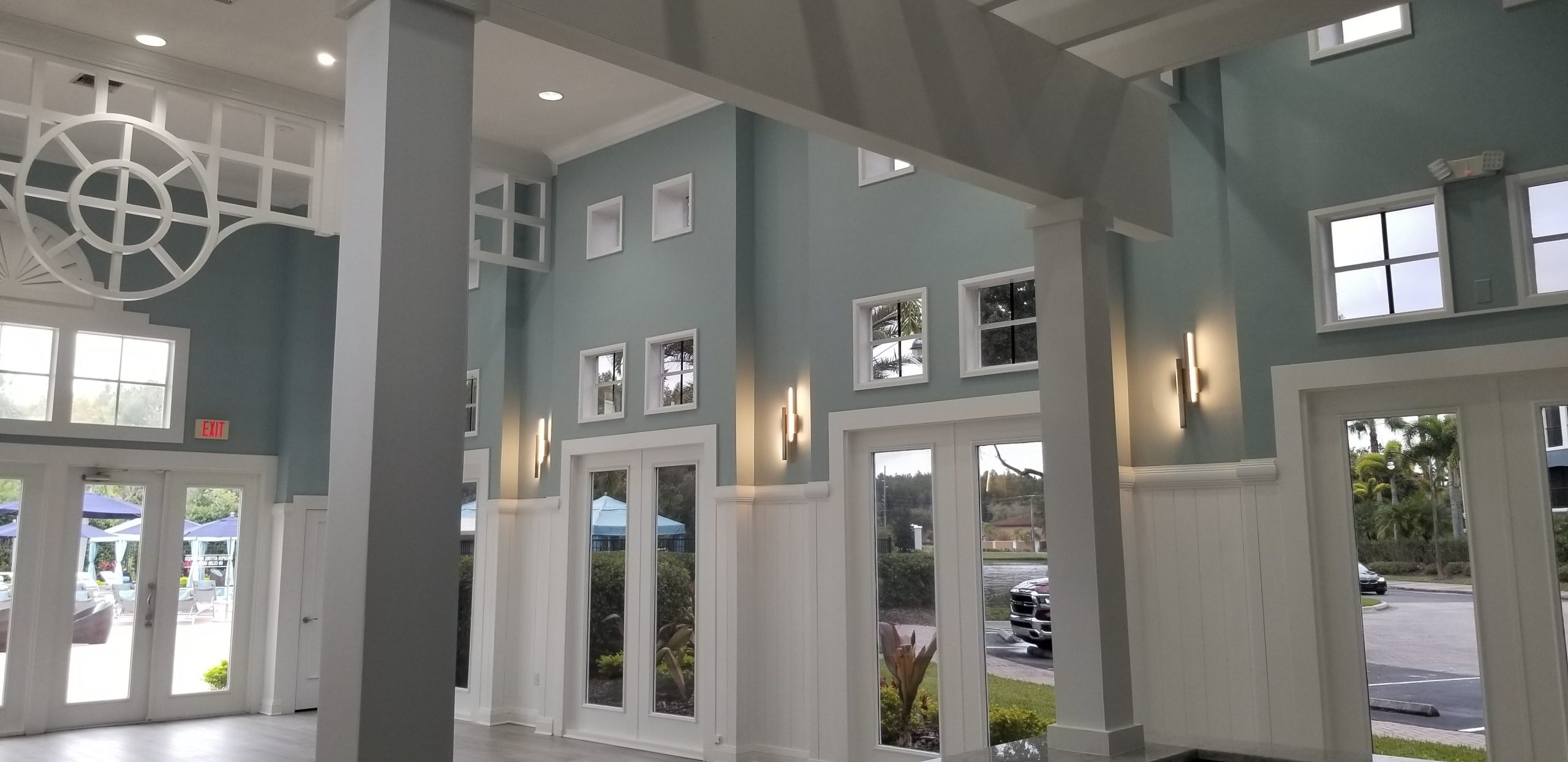 Arbors at Carrollwood Apartments - Lobby Design