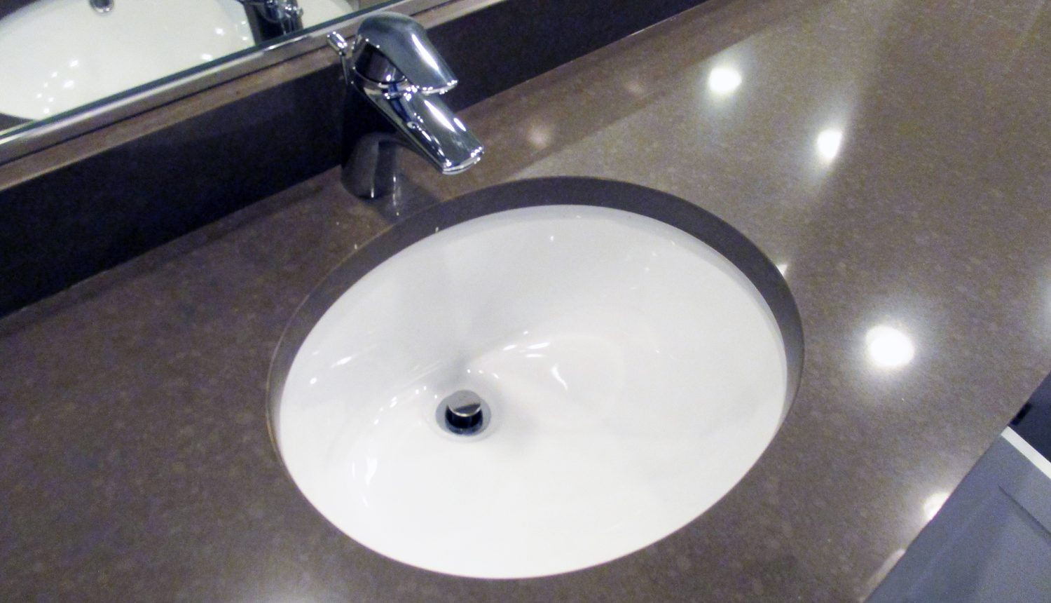 Avalon Apartments Bathroom Sink Remodeled
