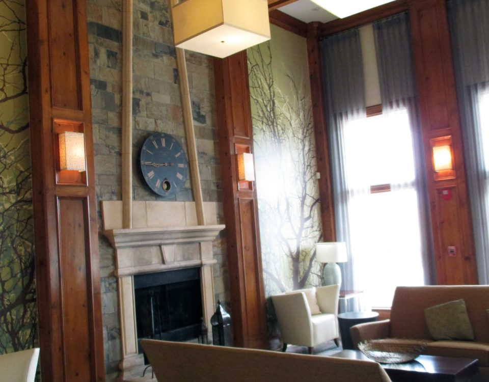Avalon Apartments Lobby Renovation