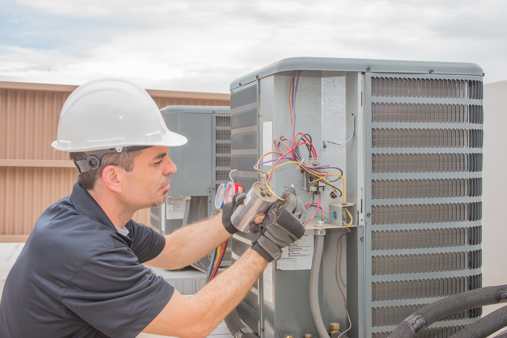 HVAC Services For Think Construction Services