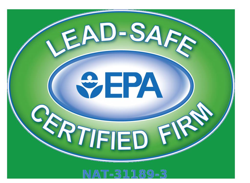 EPA Lead Safe Certified Firm Logo